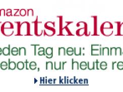 Amazon Adventskalender – Tag 17