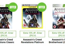 [Aktion] X360/PS3: 10% Rabatt auf Platinum und Classics bei Zavvi