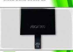 [Offline] Xbox: 250GB Festplatte für Xbox360 S für nur 29,99€