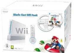 Nintendo Wii Mario Kart Bundle für 111€ inkl. Versand (+15€ Rabatt auf ein Spiel)