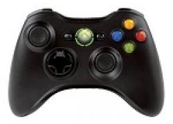 Original Xbox 360 Controller Wireless R (black) für 29,00€