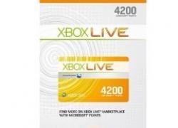 4200 Xbox Live Points versandkostenfrei für 39,86€