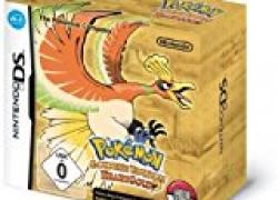NDS: Pokémon Goldene Edition – HeartGold inkl. Pokéwalker für 19,96€ inkl. Versand