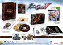 PS3 & X360: Soul Calibur V – Collector's Edition für nur 59,97€ inkl. Versand