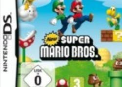 NDS: New Super Mario Bros. für 18,96€ (KEIN IMPORT)