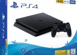 PlayStation 4 Slim – Konsole (500GB, schwarz) für 199,00€