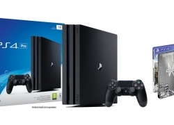 SONY PlayStation 4 Pro 1TB + Spiel (z.B. Dishonored 2 oder Battlefield 1) ab 399€