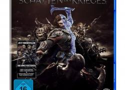 Mittelerde: Schatten des Krieges (PS4 & Xbox One) für je 33,00€