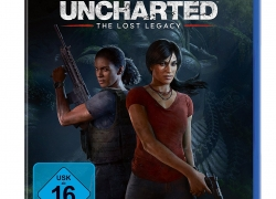 Uncharted: The Lost Legacy (PS4) für 31,99€