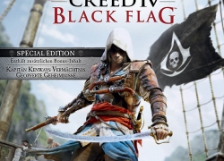 Cyber Monday: Assassin's Creed 4: Black Flag – Special Edition (Xbox 360 & PS3) für je 44,97€