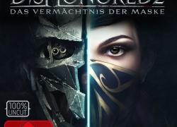 Dishonored 2: Das Vermächtnis der Maske – Day One Edition (PS4 & Xbox One) für je 43,99€