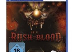 Until Dawn: Rush of Blood (PSVR) für 15,19€