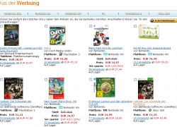 Amazon vs. Media Markt: Reduzierte Games aus dem aktuellen Prospekt