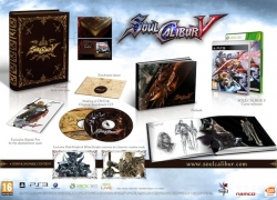 PS3/X360: SoulCalibur V – Collector's Edition für nur 29,99€