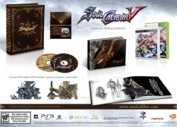 PS3: SoulCalibur V (Collector's Edition) für nur 34,95€
