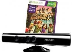 Blitzangebot: Kinect mit Kinect Adventures für ??? ab 18 Uhr